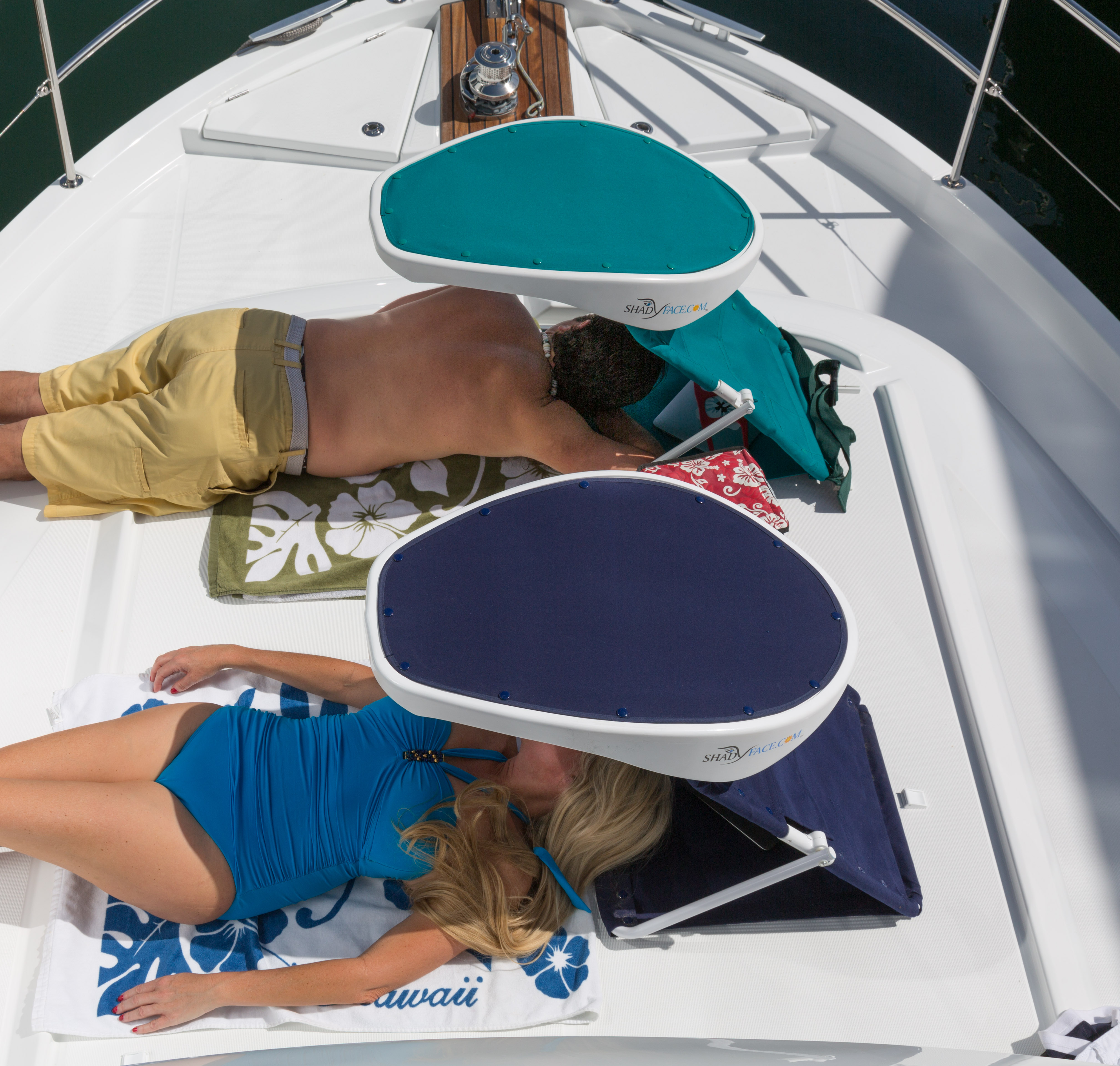 ShadyFace is a Terrific Attribute to Boats, Yachts or Any Time at Sea