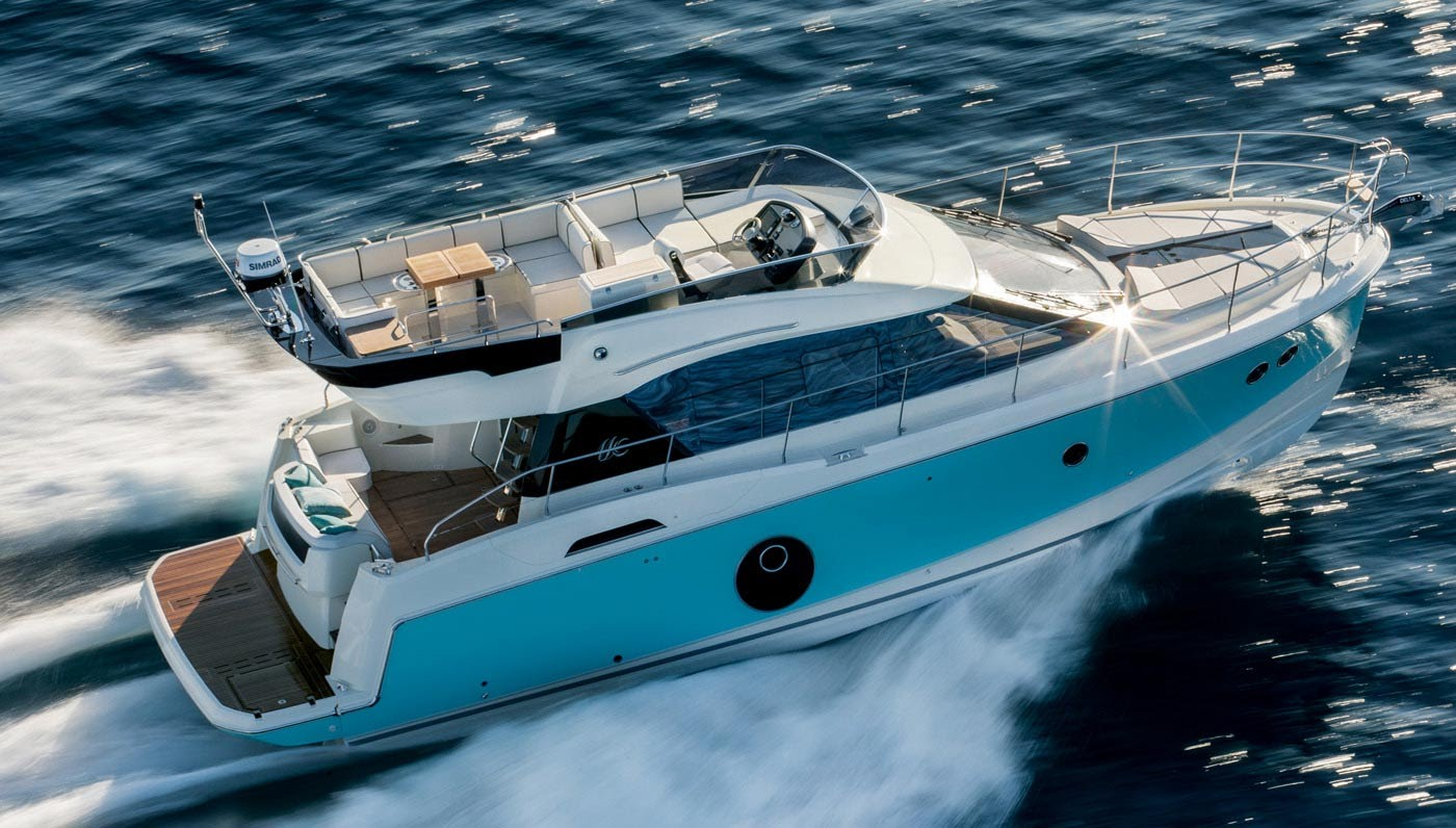 ShadyFace Sunshade Catalina Rendezvous To Celebrate 130 Year Anniversary For Beneteau French Yacht Line