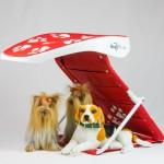 ShadyPaws Pet Travel Canopy 8