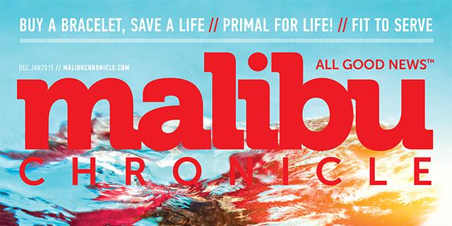 Malibu Chronicle's Holiday Corner Features ShadyFace Portable SunShade