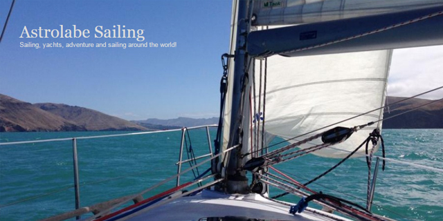 Astrolabe Sailing Featured Review of ShadyFace SunShade