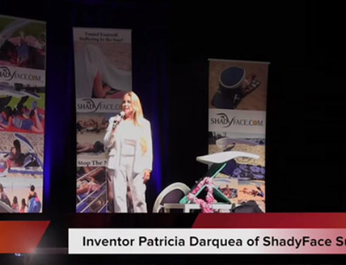Patricia Darquea, Speaking Engagement for Woman's Expo