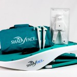 ShadyFace Electronic Viewing Travel Canopy Sunshade 29