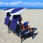 ShadyFace Electronic Viewing Travel Canopy Sunshade 8 (2)