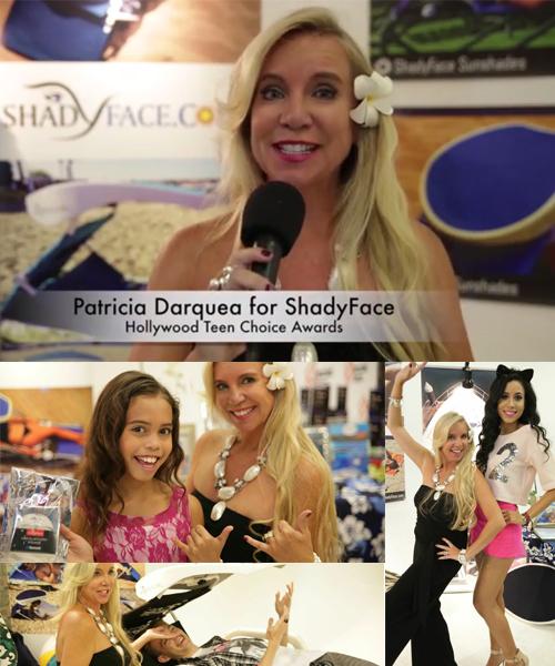 ShadyFace at Teen Choice Awards