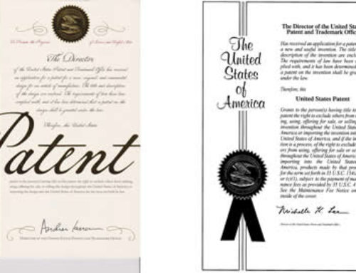 Director Of The U.S Patent & Trademark Office granted and finalized ShadyFace,Inc., Inventor Patricia Darquea a design patent.